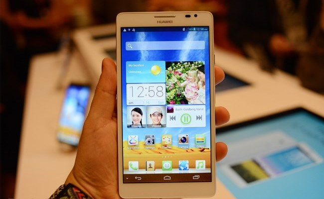 Zyrtarizohet Huawei Ascend Mate 2