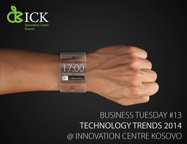 ICK Tech Trends 2014