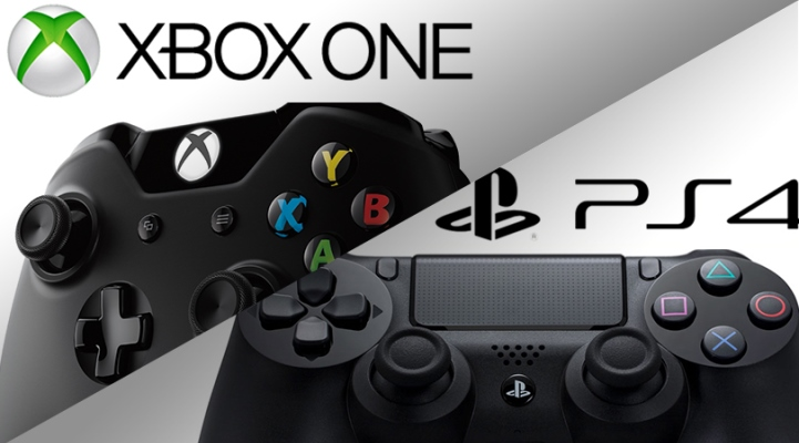 PS 4 vs Xbox One 2