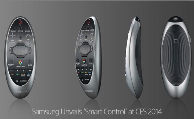 Samsung në përgaditje të Smart Telepilotit
