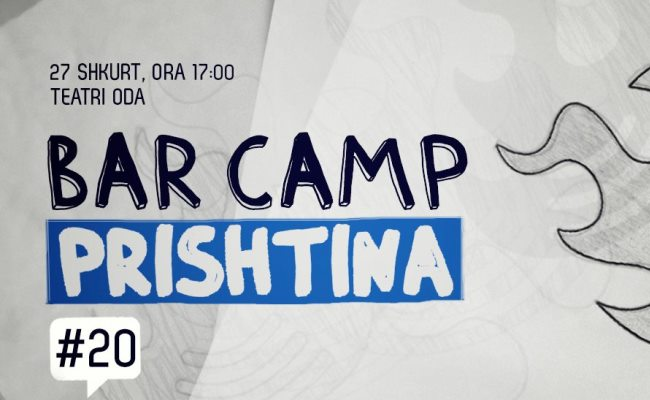 BarCamp Prishtina 20