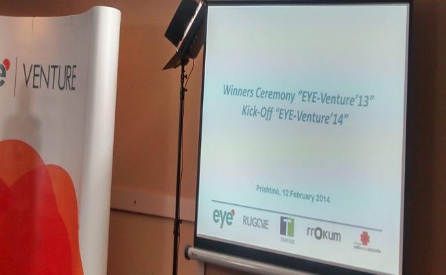 Prezantimi i EYE Venture '14