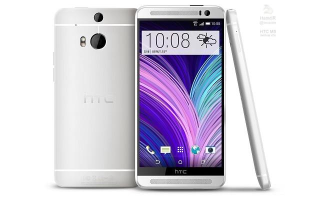 HTC M8 lansohet me 25 Mars