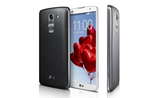 Prezantohet LG G Pro 2 me ekran 5.9-inç dhe Android 4.4 KitKat