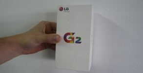 LG G2 video shpaketimi