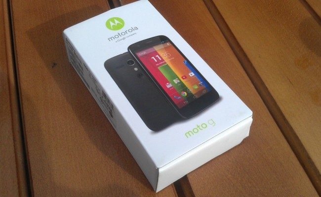 Vlerësim: Motorola Moto G