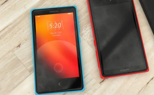 Smartphone-i Android nga Nokia mund të prezantohet ketë muaj në MWC