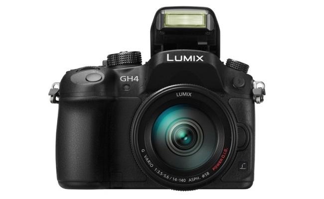 Panasonic prezanton kamerën Lumix GH4 që incizon video Ultra HD 4K