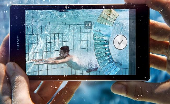 Publikohet Sony Xperia Z2