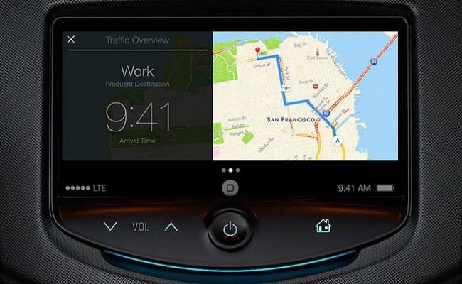Apple CarPlay së shpejti në automjete