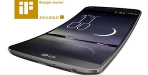LG_G_Flex_wins_gold_at_2014_IF_Design_awards_- Ameble