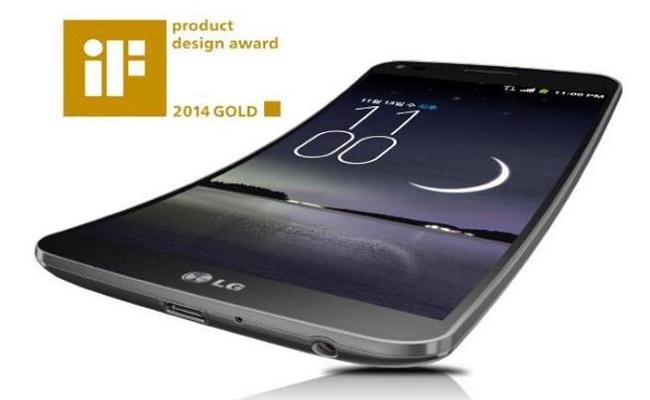 LG G Flex shpallet telefoni më dizajnin më të mirë në botë