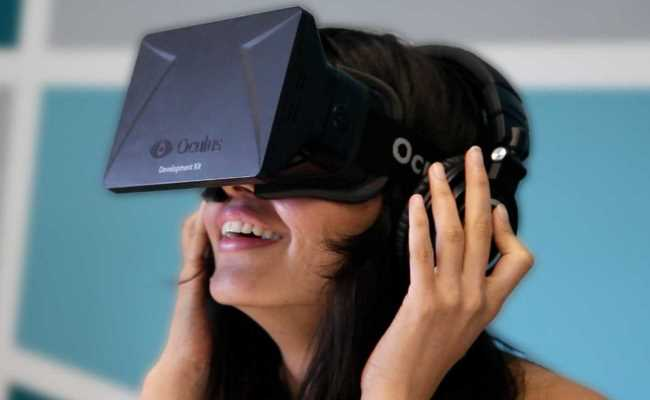 Facebook blen Oculus VR