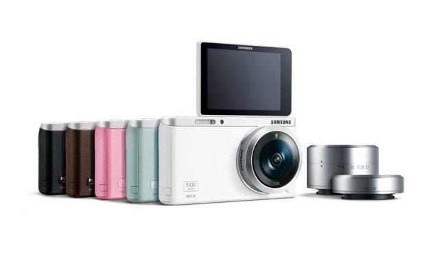 Aparati Samsung NX Mini është i përkryer për selfies