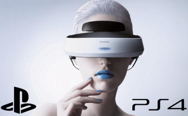 Sony prezanton projektin Morpheus, kufjet virtuale për PS4
