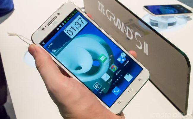 Smartphone-i ZTE Grand S II mund të vijë me 4GB RAM