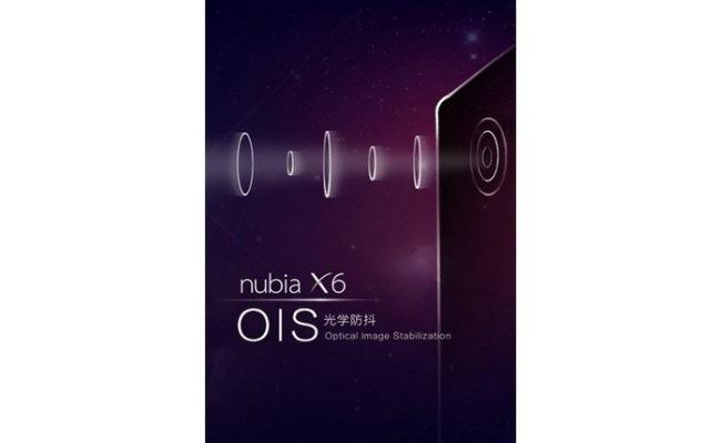 Zyrtarizohet ZTE Nubia X6