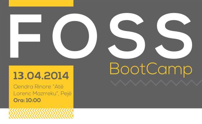 FOSS BootCamp në Pejë – 13 Prill