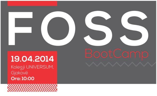FOSS BootCamp në Gjakovë – 19 Prill
