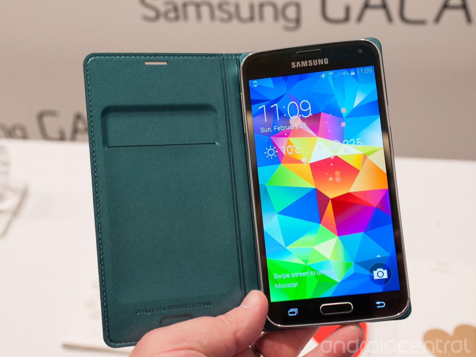 Samsung Galaxy S5 për t'u prodhuar kushton vetëm 265 $