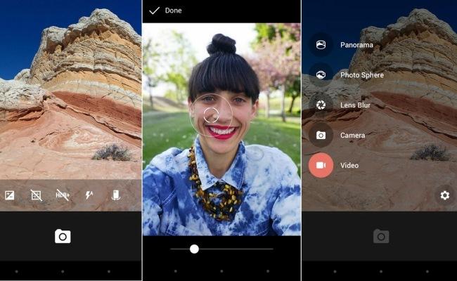Aplikacioni Google Camera, një aplikacion kualitativ për Android