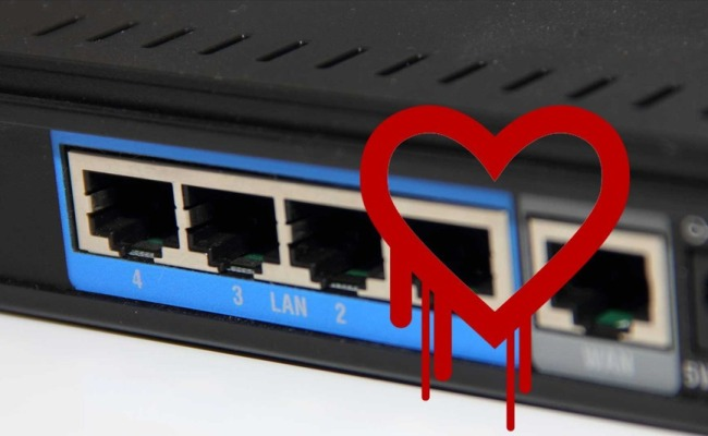 Virusi Heartbleed ka prekur edhe Router-at