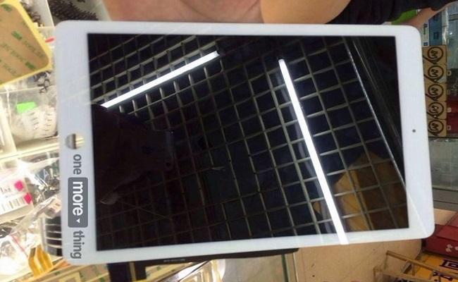 Shfaqen foto të gjeneratës së ardhshme të iPad