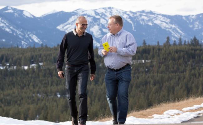 Kompletohet marrëveshja Microsoft-Nokia
