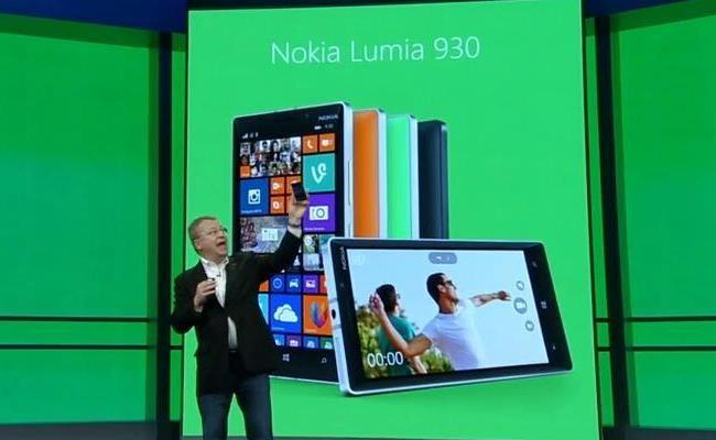 Zyrtarizohet Nokia Lumia 930 [Video]