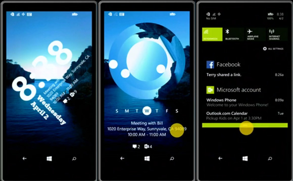 WindowsPhone 8.1 Functions