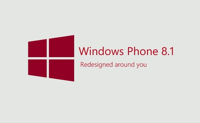 WindowsPhone 8.1