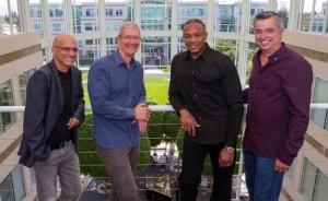 Apple Beats marrveshja