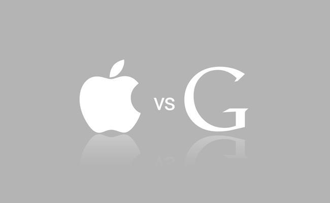 Apple dhe Google zgjedhin problemin e padive ndaj njëra-tjetrës