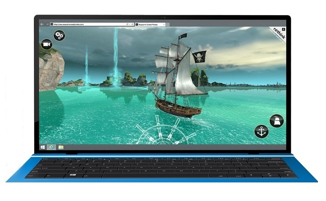 Assassin's Creed: Pirates tani mund ta luani edhe nga Internet Explorer