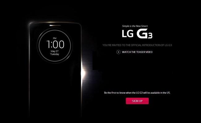 Drejtpërdrejt: Prezantimi i smartphone-it LG G3