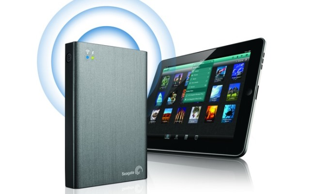 Lansohet disku i jashtëm Seagate Wireless Plus 2TB për 200$