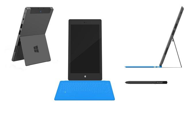 Në pritje të Microsoft Surface Mini