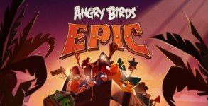 Angry Birds Epic -ameble