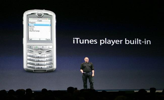 Cili ishte telefoni i parë i Apple ?