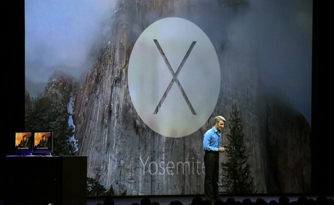 Prezantohet Apple Mac OS X Yosemite