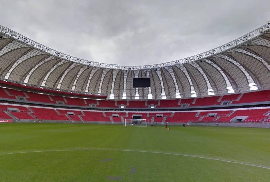 Vizitoni stadiumet e Kampionatit Botëror me Google Street View