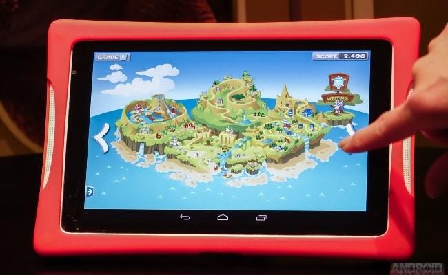 Lansohet tableti Android DreamTab 8 për fëmijë