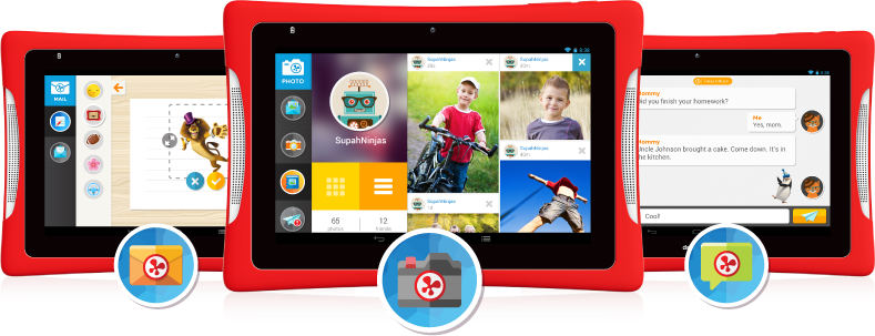 DreamTab 8 Android Kids1