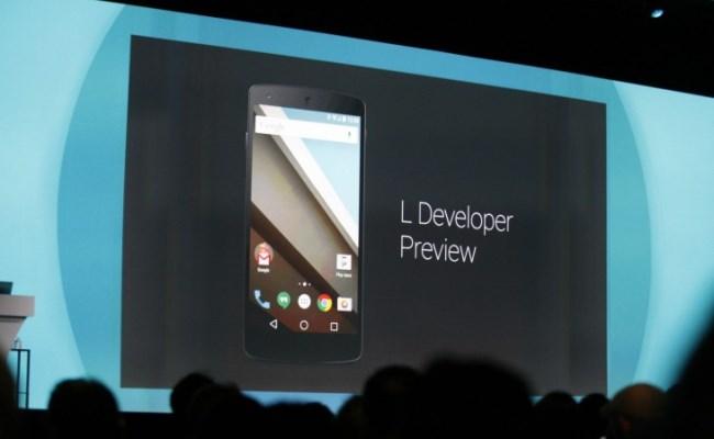 Google prezanton Android L, nga sot në dispozicion për zhvilluesit