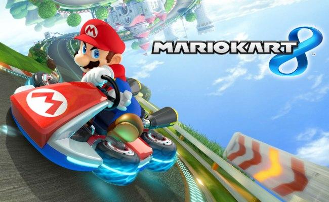 Shiten 2 milionë kopje të lojës Mario Kart 8