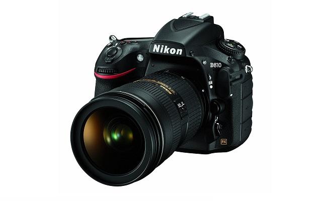 Nikon prezanton kamerën DSLR D810 me 36-megapikselë