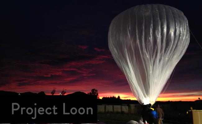 Balona Google Loon Wi-Fi krijon panik në Zelandën e Re