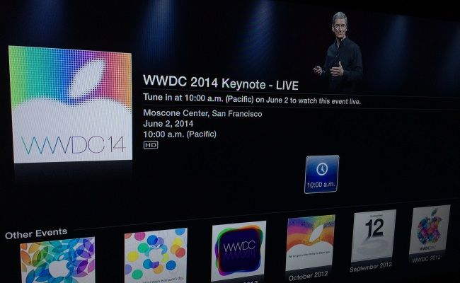"""Ngjarja """"WWDC 2014"""" shfaqet drejtpërdrejt"""