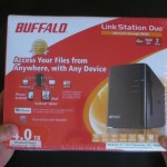 Video shpaketim: Buffalo Link station Duo NAS (4TB)