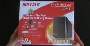 Buffalo LinkStation Duo NAS